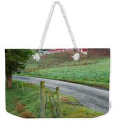 New England Farm Weekender Tote Bag by Bill Wakeley