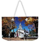 New England In New Jersey Weekender Tote Bag