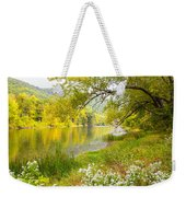 New Englands Early Autumn Weekender Tote Bag