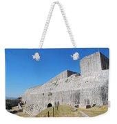 New Fort Corfu 1 Weekender Tote Bag