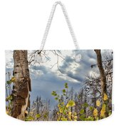 New Generation - Casper Mountain - Casper Wyoming Weekender Tote Bag