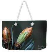 New Growth - Hats Off Weekender Tote Bag