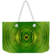 New Growth - Green Art By Sharon Cummings Weekender Tote Bag