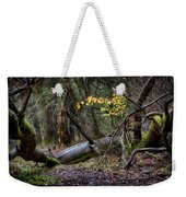 New Growth In An Old Forest Weekender Tote Bag