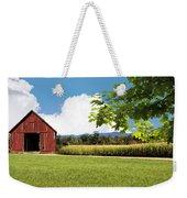 New Hampshire Barnyard Weekender Tote Bag