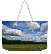 New Hampshire Blue Sky  Weekender Tote Bag