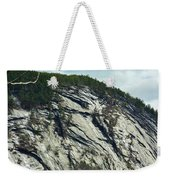New Hampshire Ledge Weekender Tote Bag