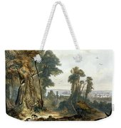 New Harmony On The Wabash, Plate 2 Weekender Tote Bag