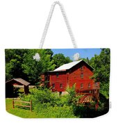 New Hope Mill Weekender Tote Bag by Dave Files