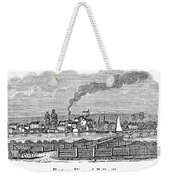 New Jersey Belleville Weekender Tote Bag