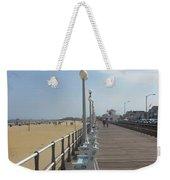 New Jersey Boardwalk Weekender Tote Bag
