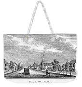 New Jersey Woodbridge Weekender Tote Bag