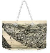 New Kensington Pennsylvania 1896 Weekender Tote Bag