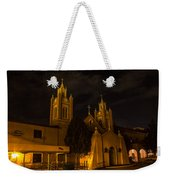 New Mexico Church Night Weekender Tote Bag