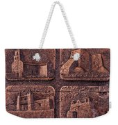 New Mexico Churches Weekender Tote Bag