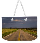 New Mexico Road 10 Weekender Tote Bag