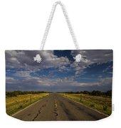 New Mexico Road 7 Weekender Tote Bag