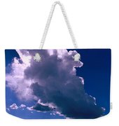 New Mexico Sky Weekender Tote Bag by Jerry McElroy