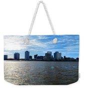 New Orleans - Skyline Of New Orleans Weekender Tote Bag