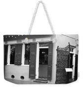 New Orleans - Bourbon Street 17 Weekender Tote Bag