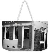 New Orleans - Bourbon Street 17 Weekender Tote Bag
