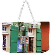 New Orleans - Bourbon Street 4 Weekender Tote Bag