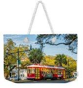 New Orleans - Canal St Streetcar 2 Weekender Tote Bag