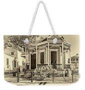 New Orleans Charm 2 Weekender Tote Bag