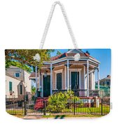 New Orleans Charm Weekender Tote Bag