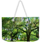 New Orleans City Park - Live Oak Weekender Tote Bag