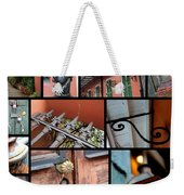 New Orleans Collage 2 Weekender Tote Bag