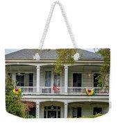 New Orleans Frat House Weekender Tote Bag