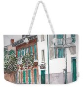New Orleans Gov. Nichols And Royal St Weekender Tote Bag by Anthony Butera