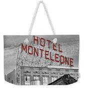 New Orleans - Hotel Monteleone Weekender Tote Bag
