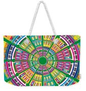 New Orleans House Roundel Weekender Tote Bag