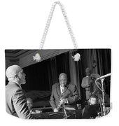 New Orleans Jazz Orchestra Weekender Tote Bag