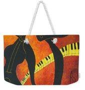 New Orleans Jazz Weekender Tote Bag