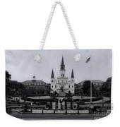New Orleans La Weekender Tote Bag