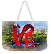 New Orleans Love 2 Weekender Tote Bag