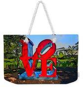 New Orleans Love 3 Weekender Tote Bag