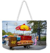New Orleans - Lucky Dogs  Weekender Tote Bag by Steve Harrington
