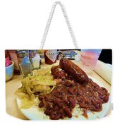 New Orleans Red Beans And Rice Weekender Tote Bag