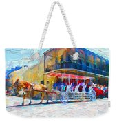 New Orleans Series 53 Weekender Tote Bag