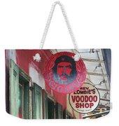 New Orleans Shops Weekender Tote Bag