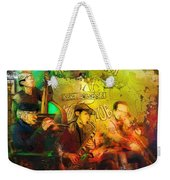 New Orleans Spotted Cat 03 Madness Weekender Tote Bag