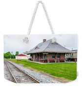 New Oxford Depot 2558 Weekender Tote Bag