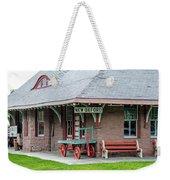 New Oxford Depot 2559 Weekender Tote Bag