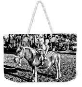 New Pony For Me Weekender Tote Bag