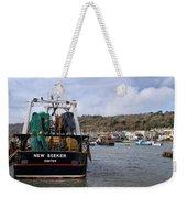 New Seeker - Lyme Regis Weekender Tote Bag