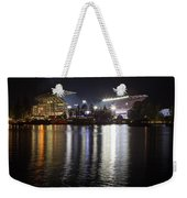 New Husky Stadium Reflection Weekender Tote Bag